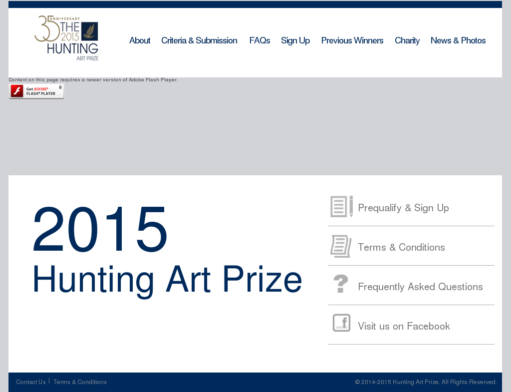 Hunting Art Prize Competitors, Revenue and Employees - Owler