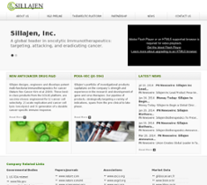 SillaJen Competitors, Revenue and Employees - Owler Company Profile