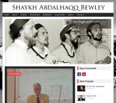 Shaykh Abdalhaqq Bewley Competitors Revenue And Employees