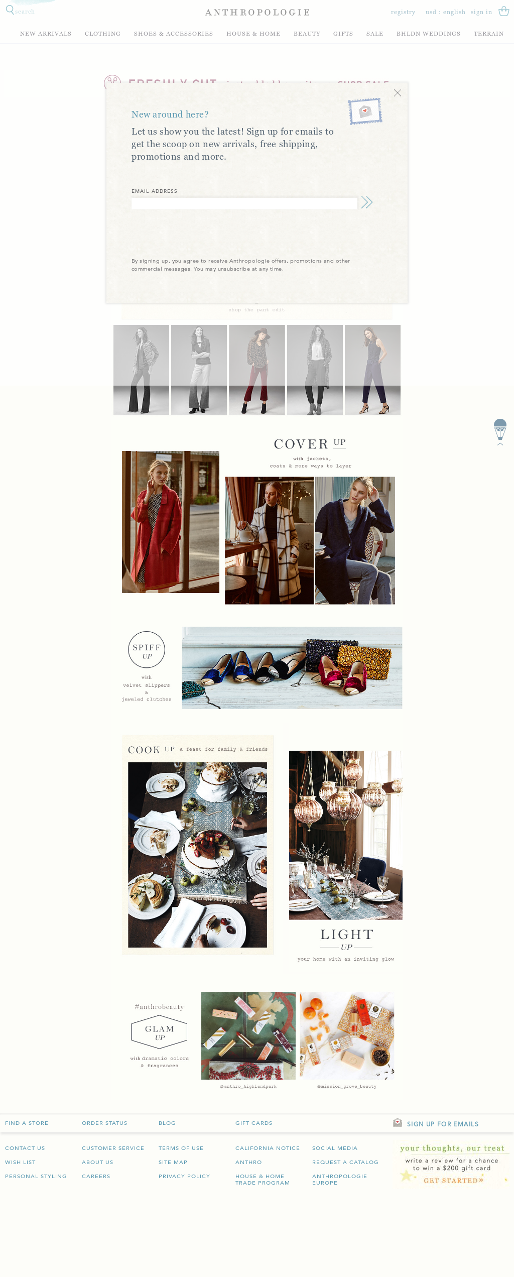 36a8c35c876a Anthropologie Competitors, Revenue and Employees - Owler Company Profile