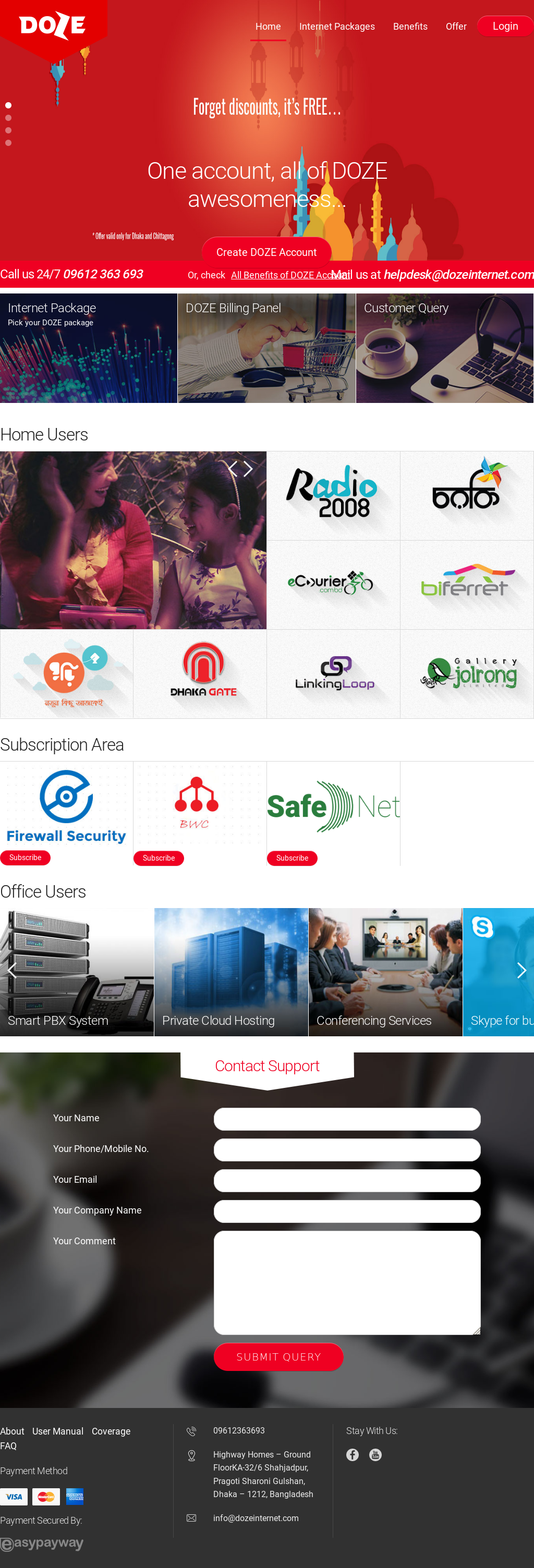 Doze Internet Competitors, Revenue and Employees - Owler Company Profile