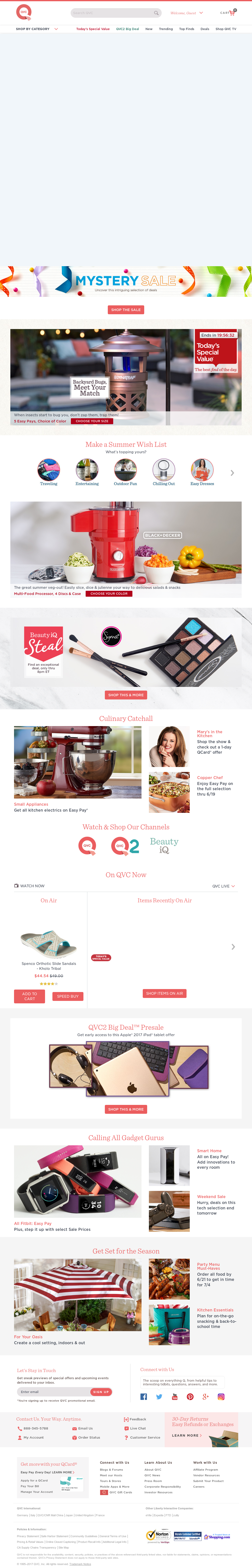 QVC Competitors, Revenue and Employees - Owler Company Profile