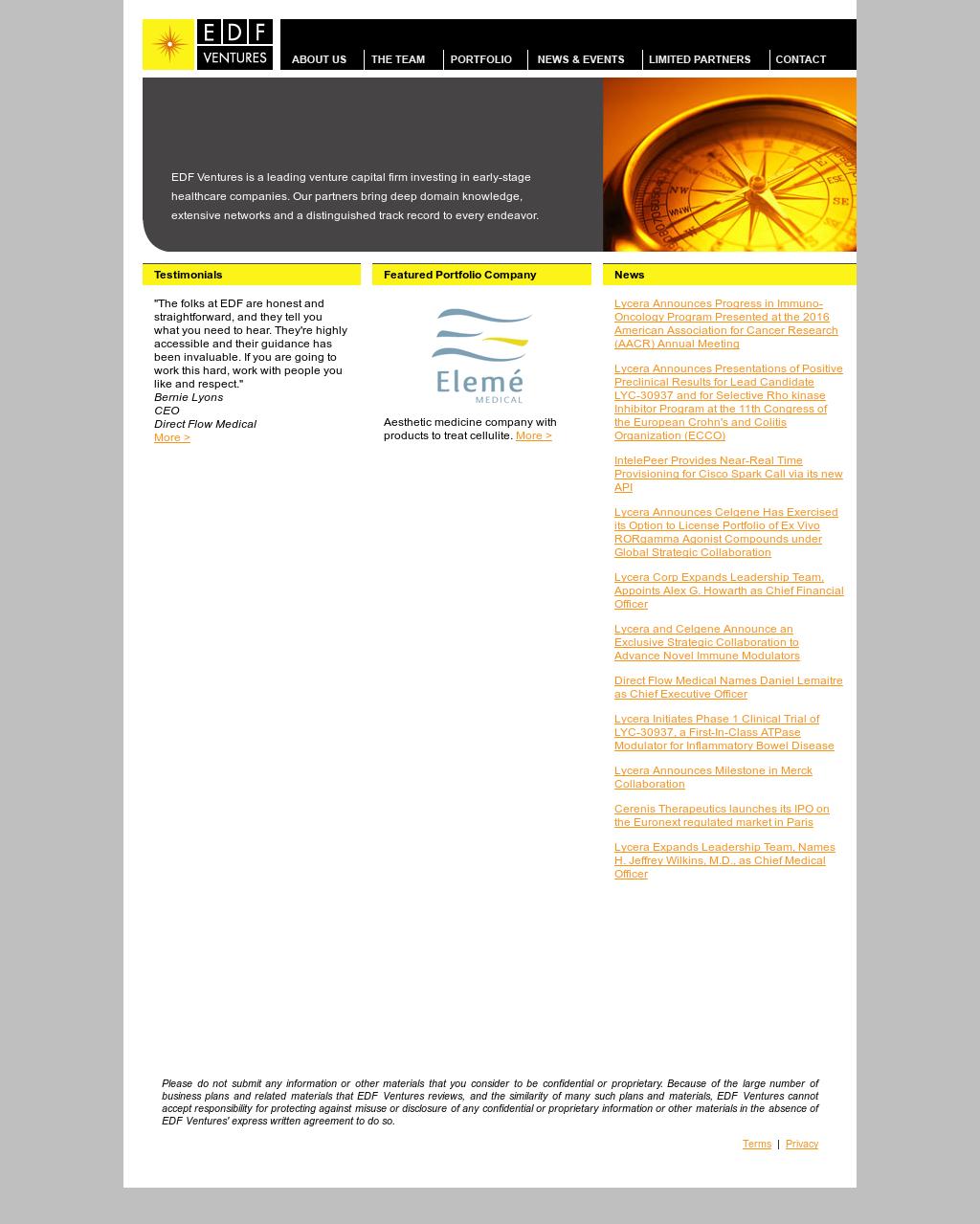 EDF Ventures Competitors, Revenue and Employees - Owler