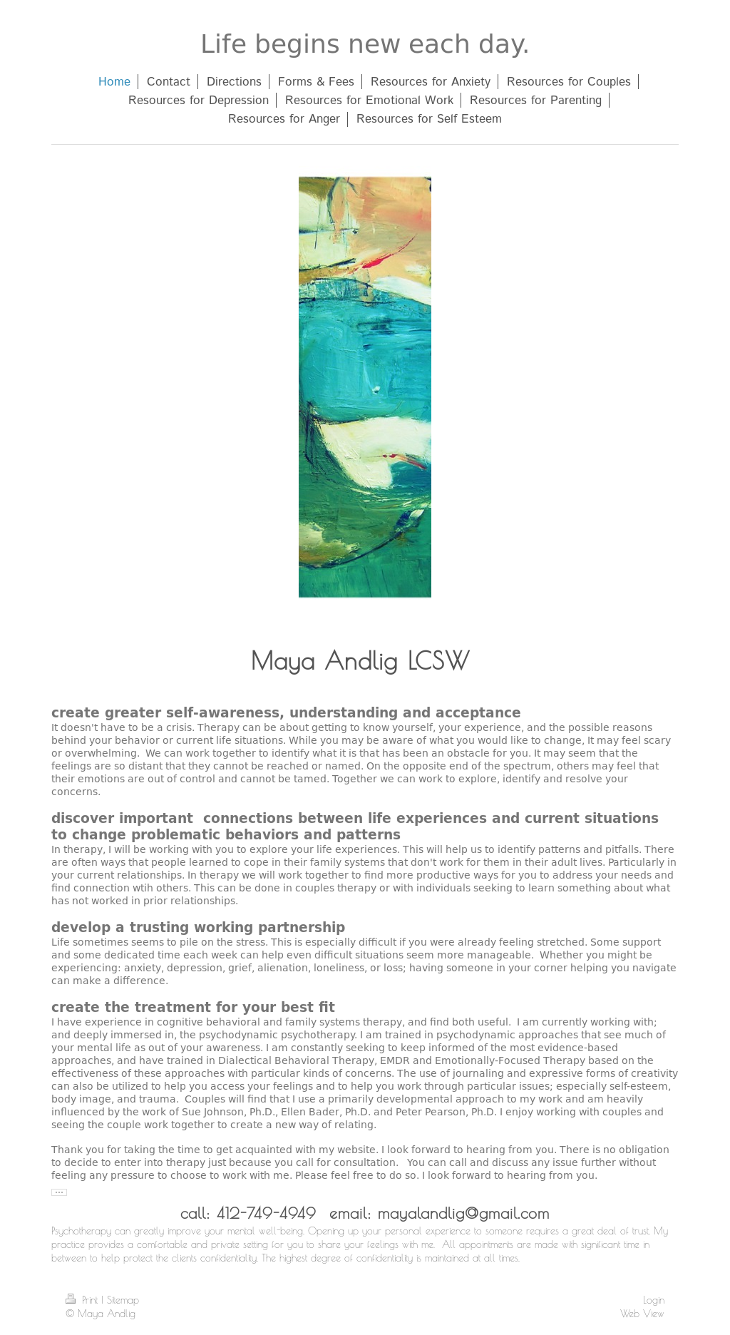 Maya Andlig Competitors, Revenue and Employees - Owler