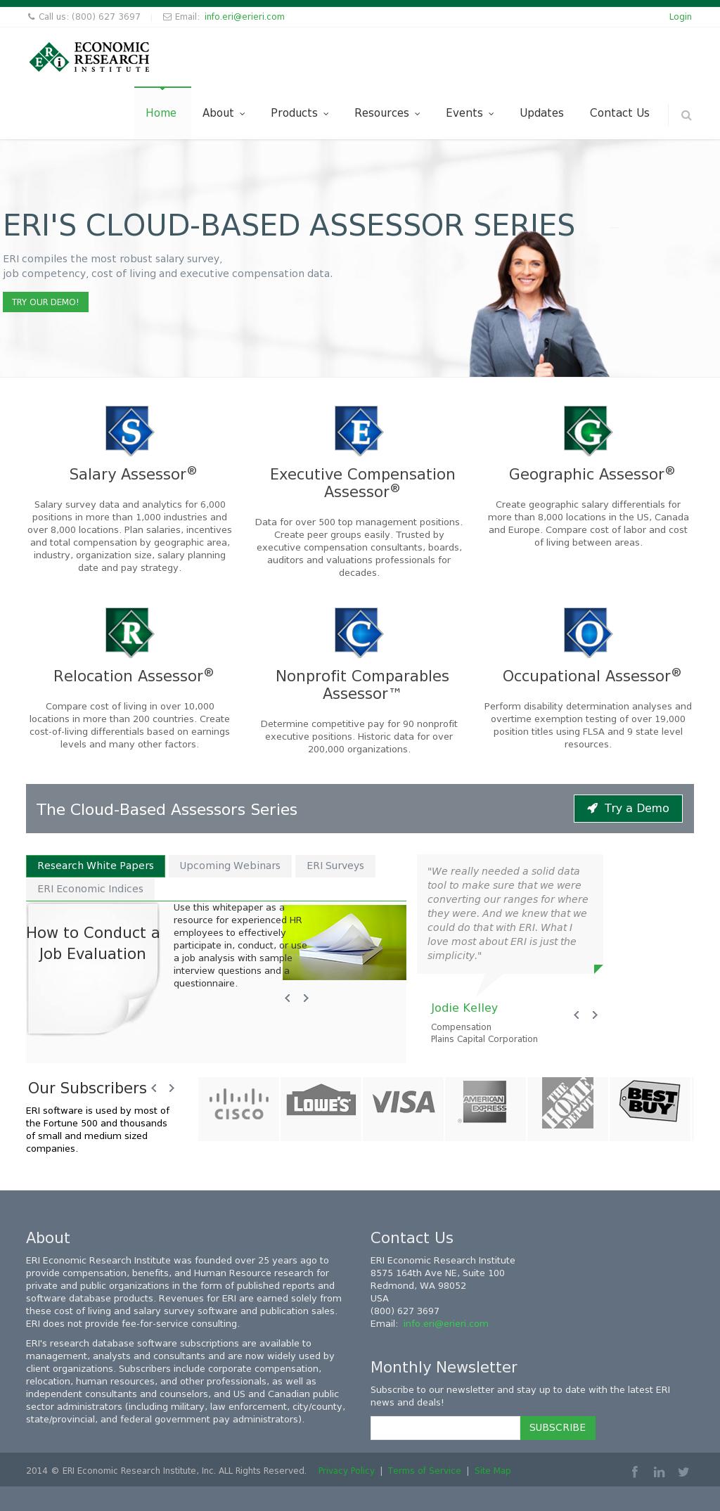 Erieri Competitors, Revenue and Employees - Owler Company Profile