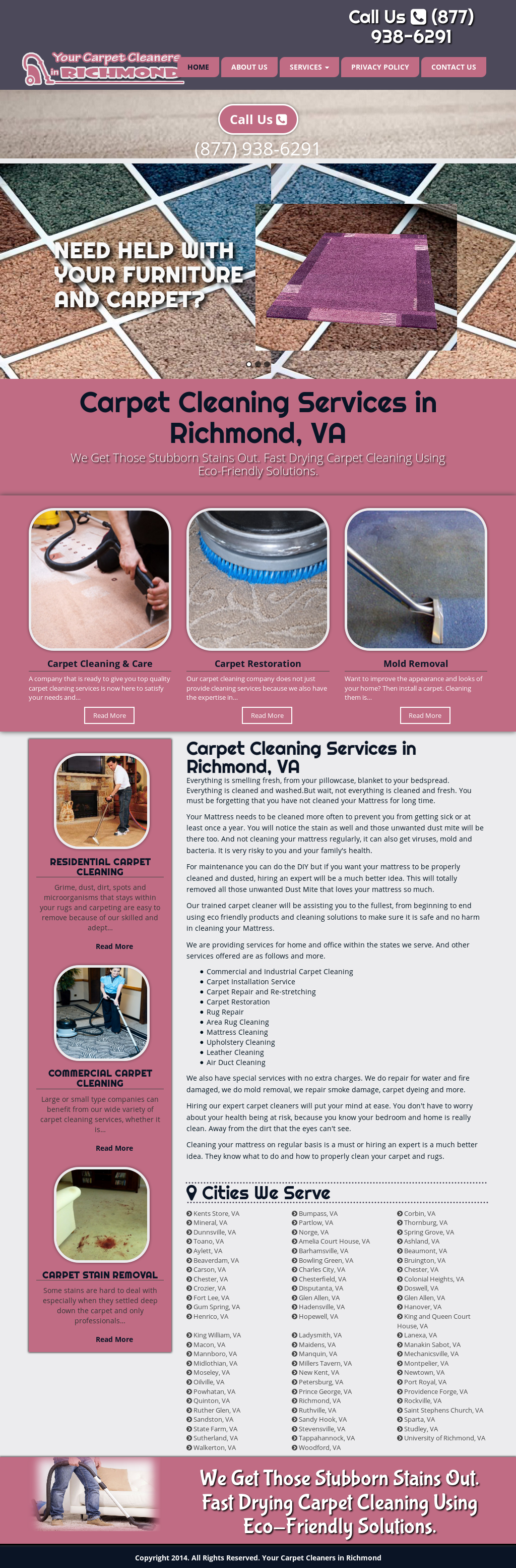 Carpet Cleaners Chesterfield Va Home Plan