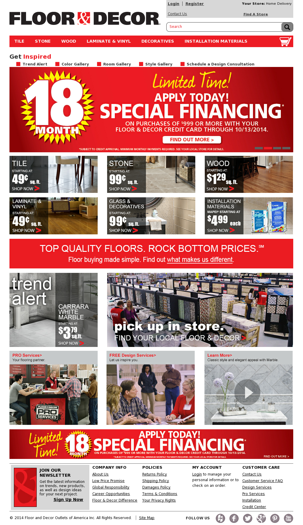 Floor And Decor Competitors Revenue And Employees Owler Company