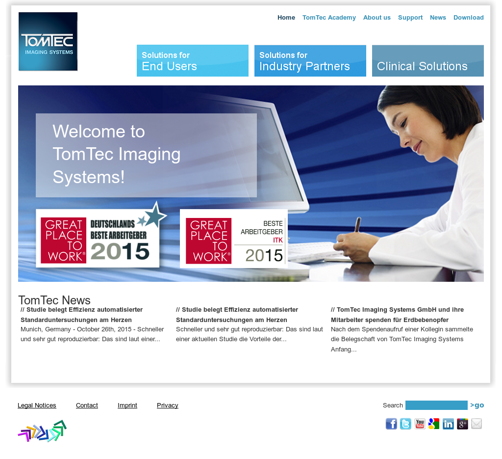 Tomtec competitors, revenue and employees owler company profile.