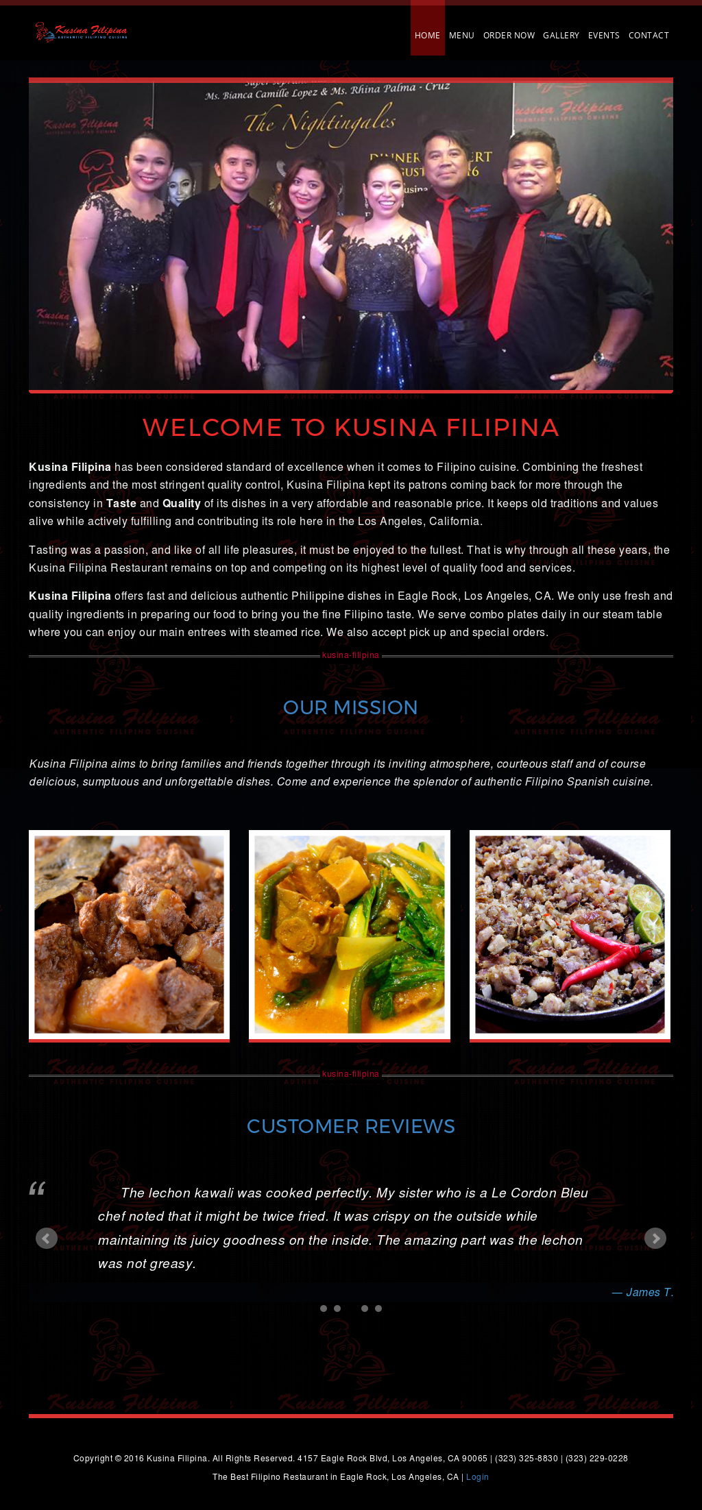 Kusina Filipina Competitors, Revenue and Employees - Owler Company