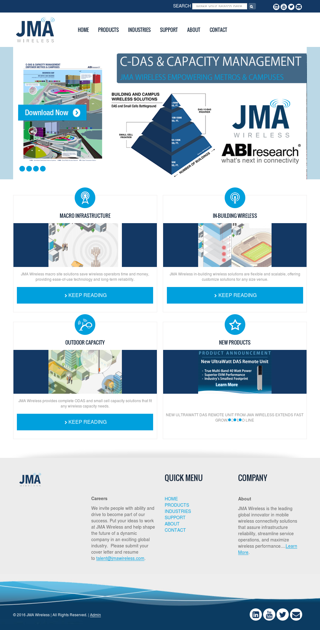 JMA Competitors, Revenue and Employees - Owler Company Profile