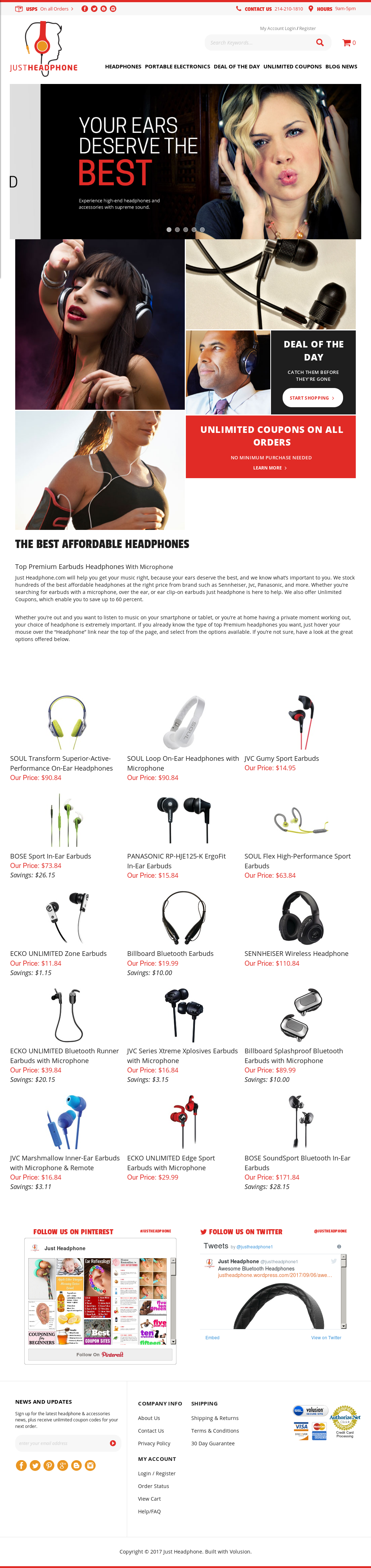 Just Headphone Competitors Revenue And Employees Owler Company