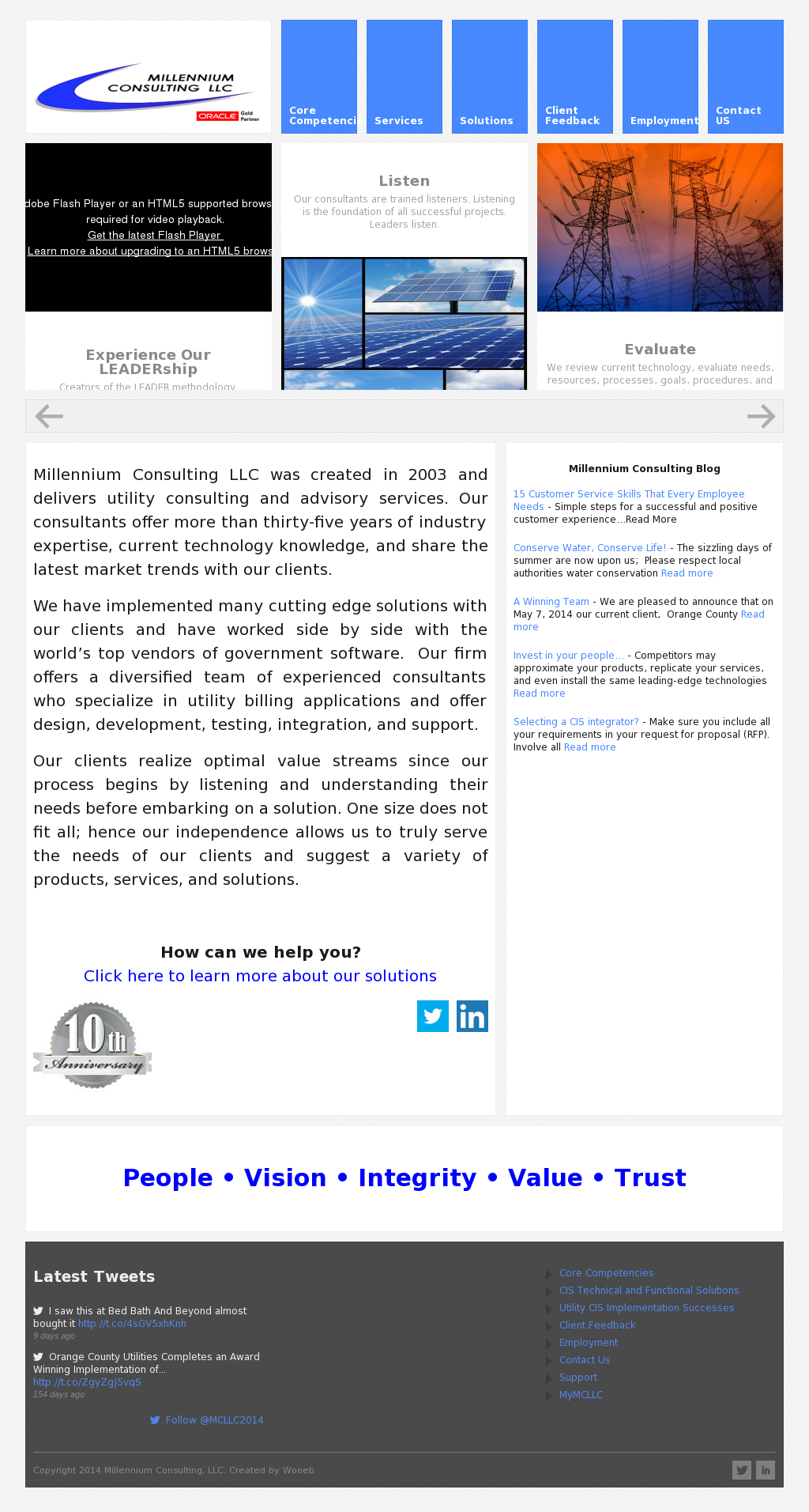 Millenniumconsultingllc Competitors Revenue and Employees Owler