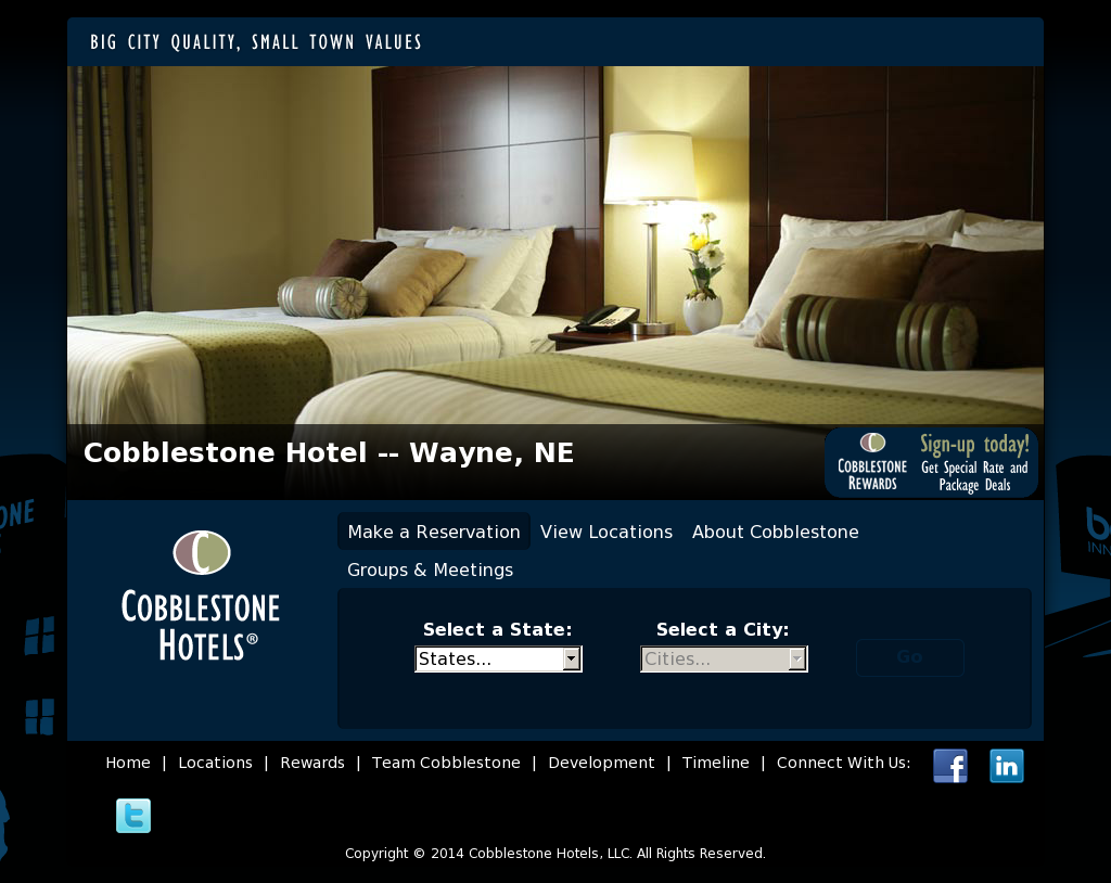 Cobblestone Hotels Compeors Revenue And Employees Owler Company Profile