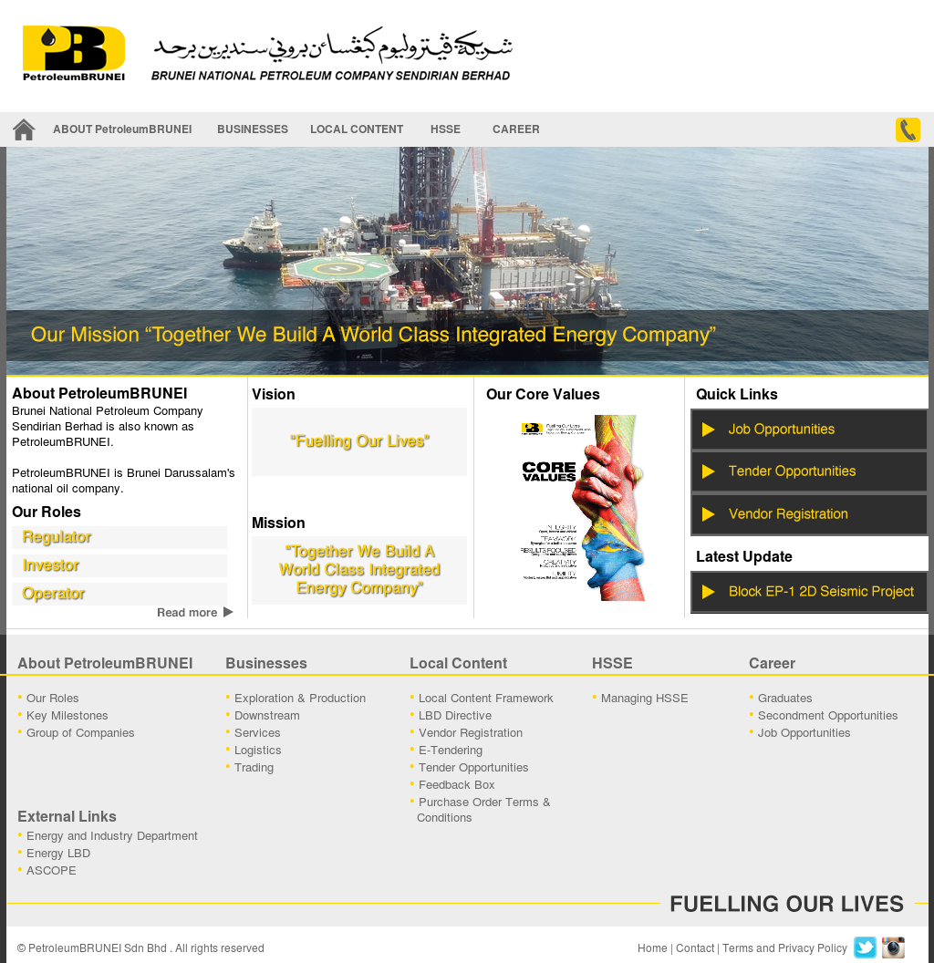 Petroleum Brunei Competitors, Revenue and Employees - Owler Company