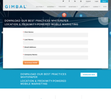 Gimbal Competitors, Revenue and Employees - Owler Company