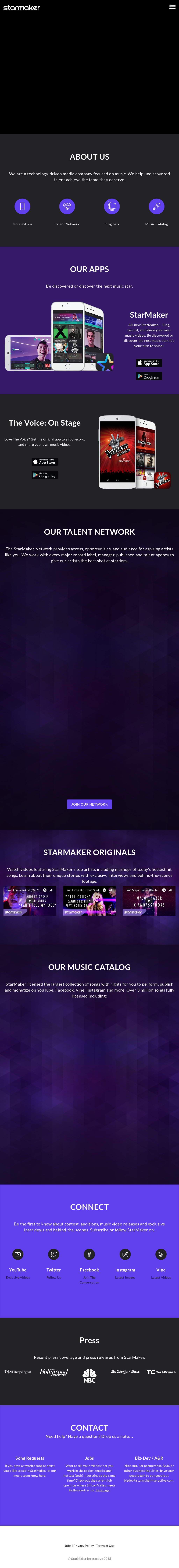 StarMaker Competitors, Revenue and Employees - Owler Company