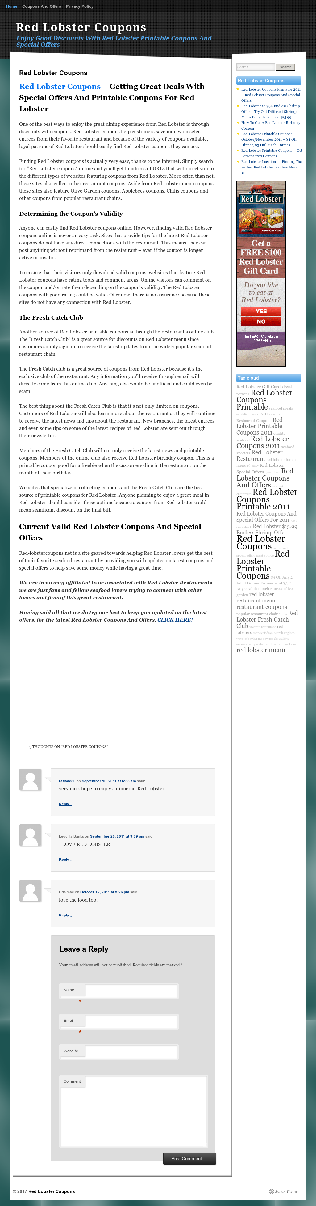 graphic regarding Red Lobster Printable Menu known as Crimson Lobster Discount codes Compeors, Income and Staff members