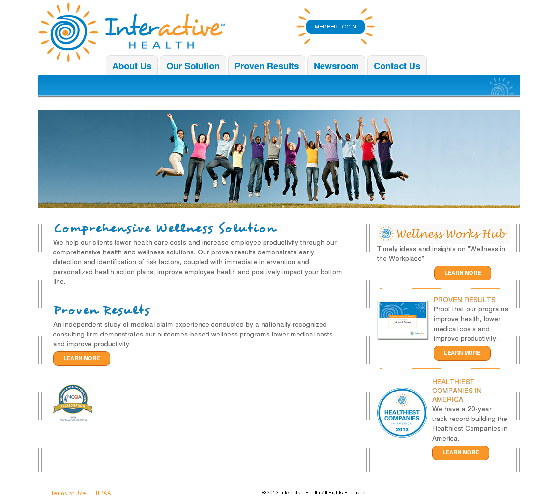Health Info Site Online: Interactive Health Competitors, Revenue And Employees