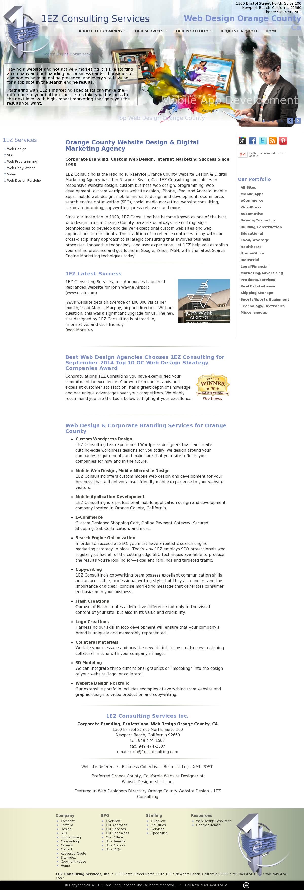 1EZ Creative Competitors, Revenue and Employees - Owler