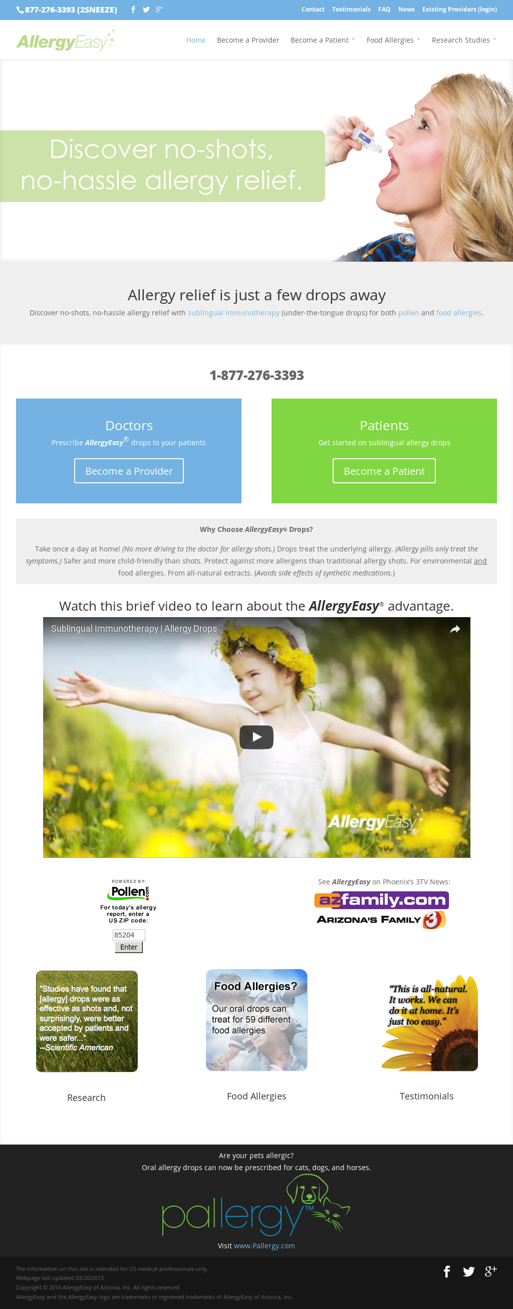 AllergyEasy Competitors, Revenue and Employees - Owler