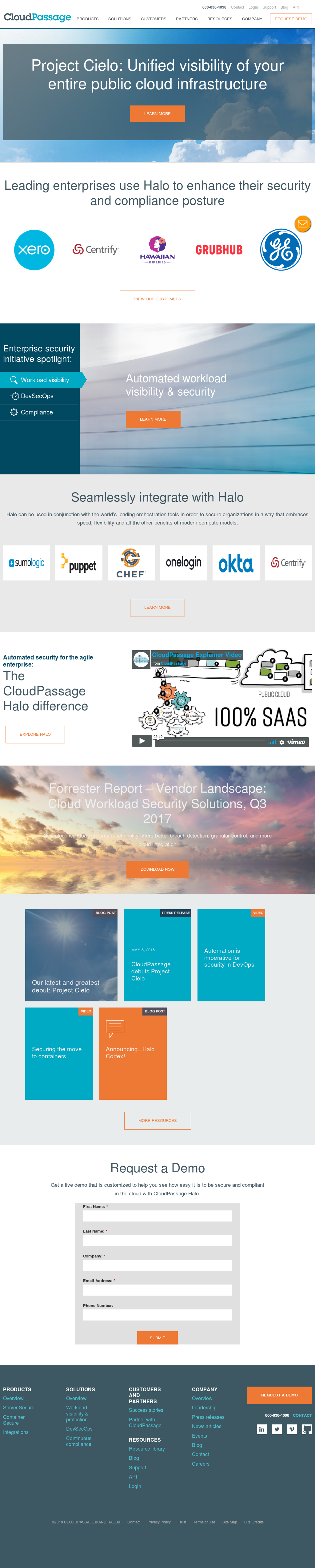 CloudPassage Competitors, Revenue and Employees - Owler