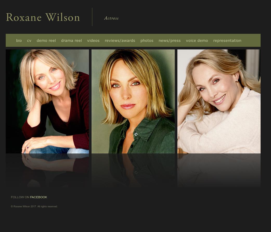 Roxane Wilson Nude Photos 89