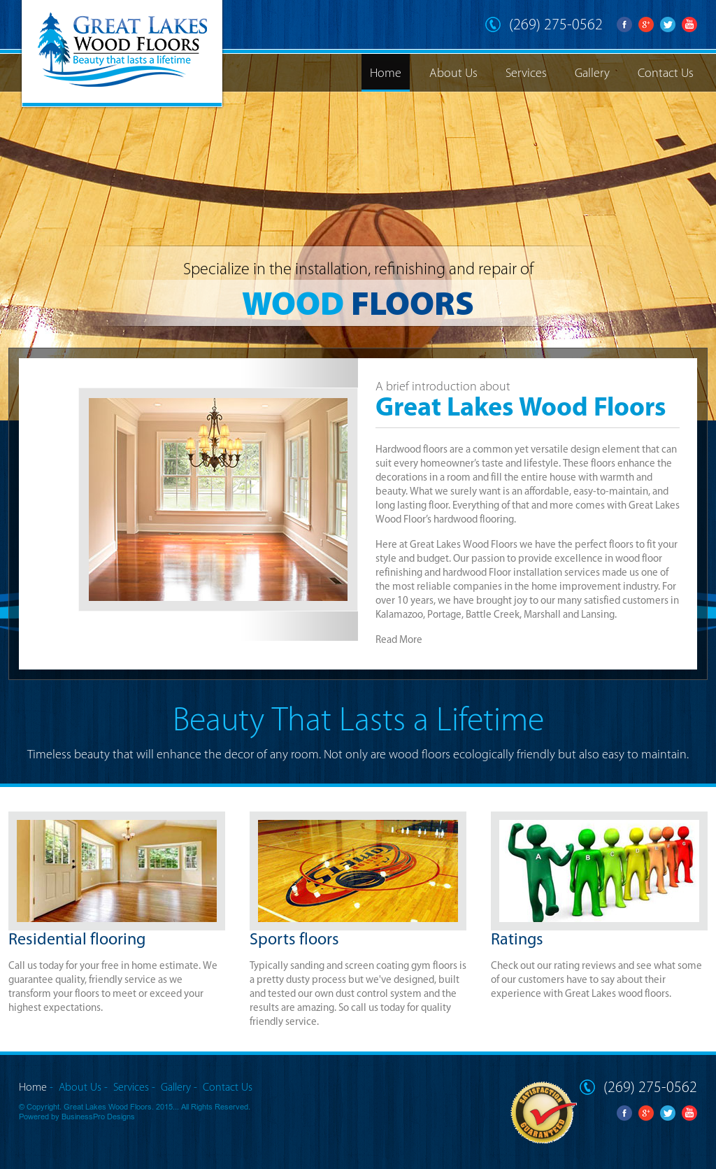 Great Lakes Wood Floors Competitors Revenue And Employees Owler