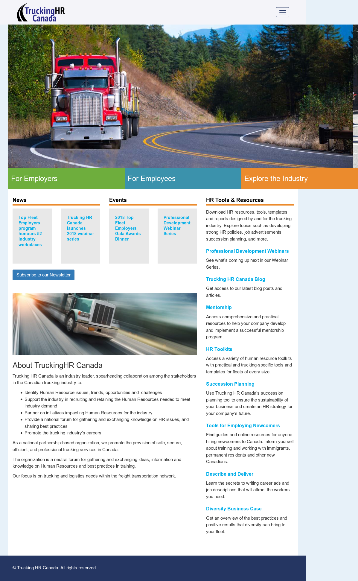 Trucking HR Competitors, Revenue and Employees - Owler