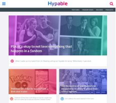 Hypable Competitors, Revenue and Employees - Owler Company