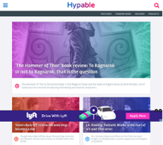 Hypable Competitors, Revenue and Employees - Owler Company Profile