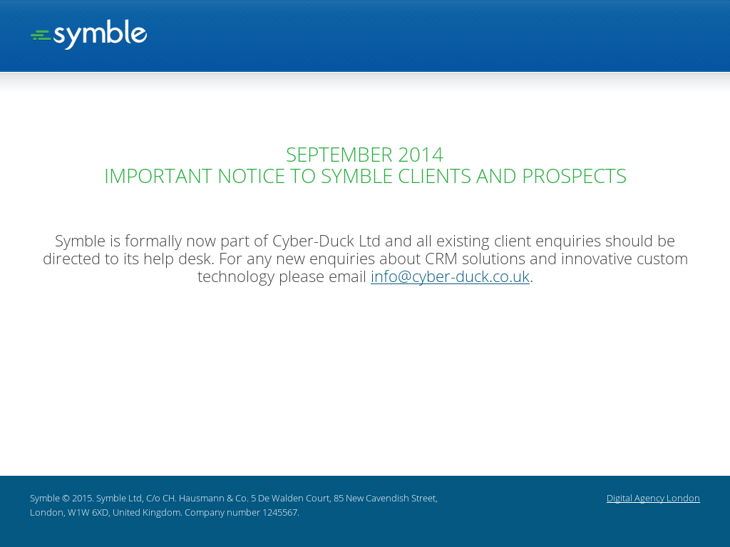 symble competitors revenue and employees owler company profile