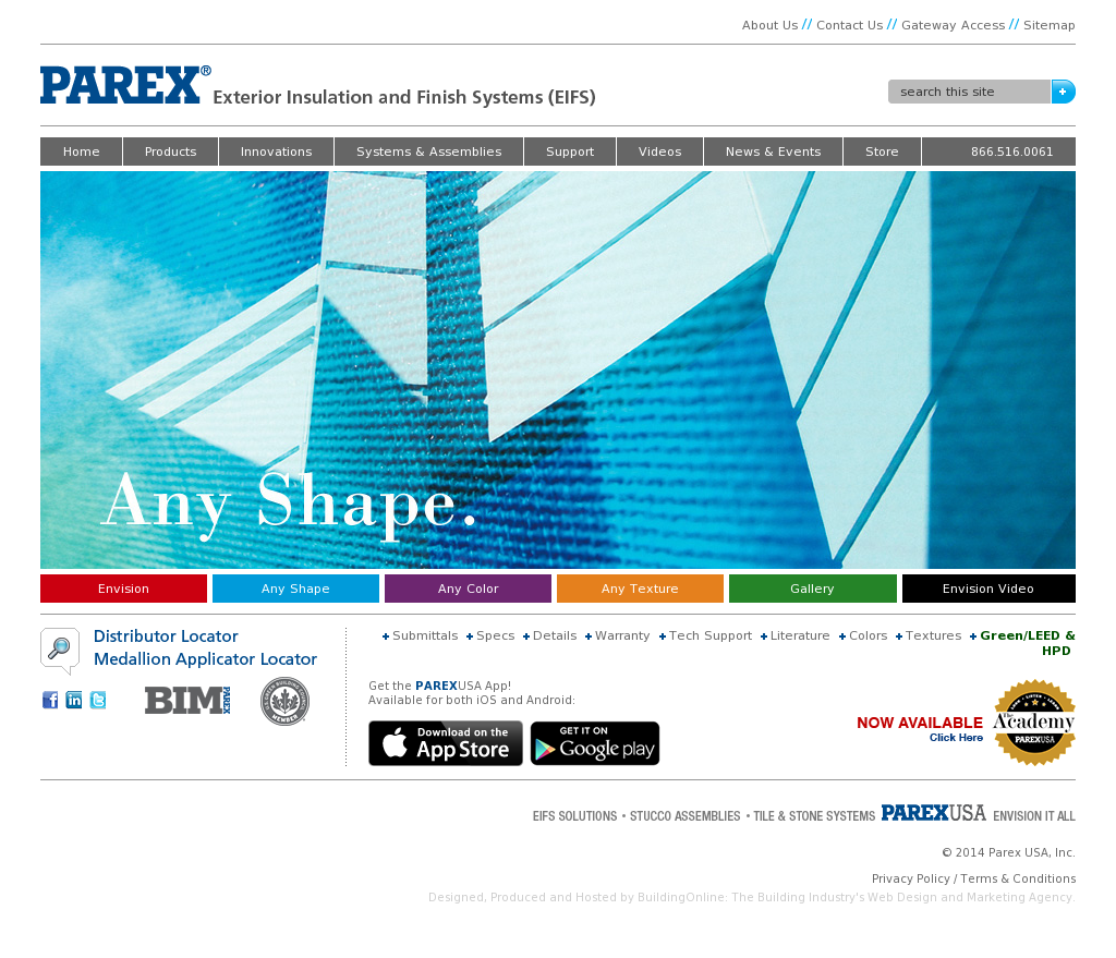 Parex Competitors, Revenue and Employees - Owler Company Profile