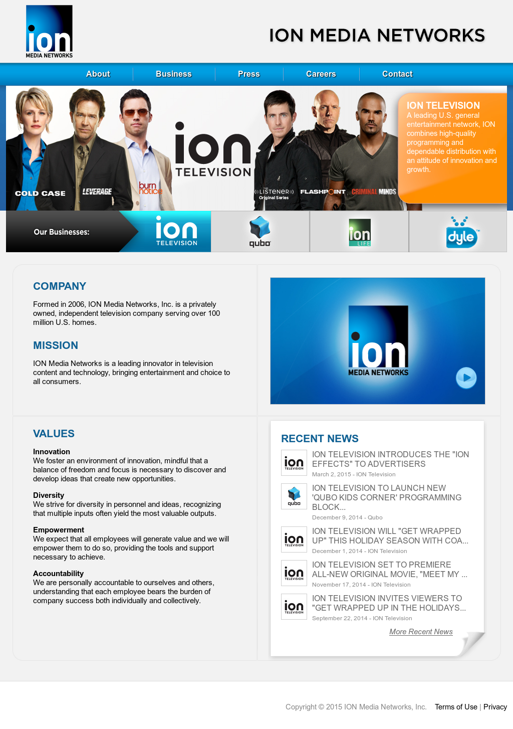 ION Media Networks Competitors, Revenue and Employees - Owler ...
