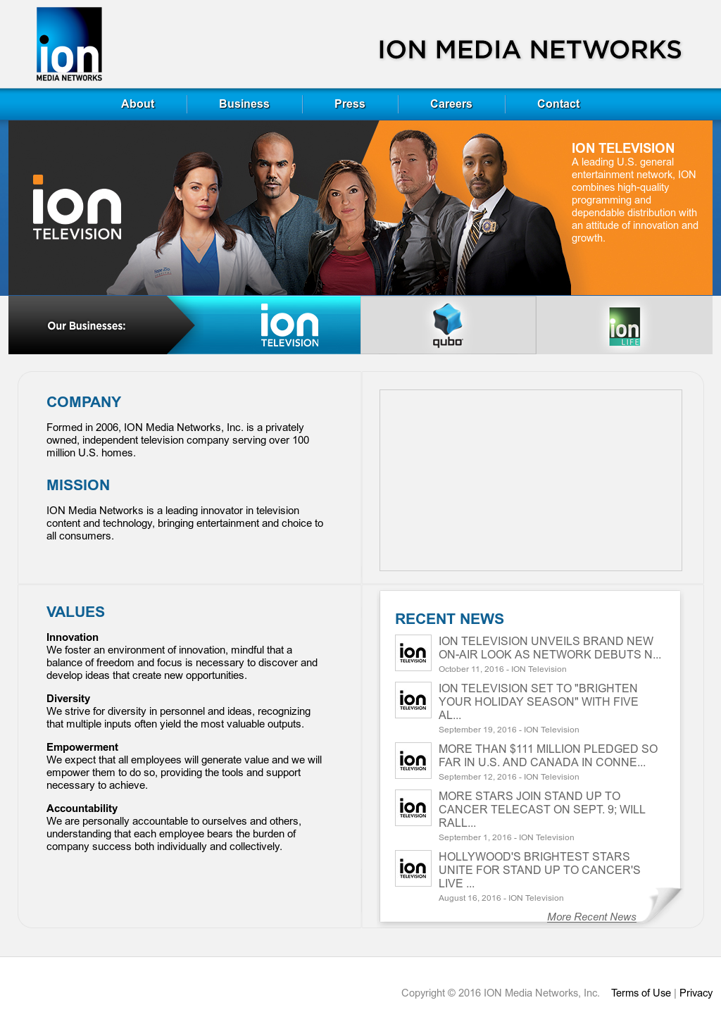 Ion Television Commercials - House and Television Bqbrasserie.Com