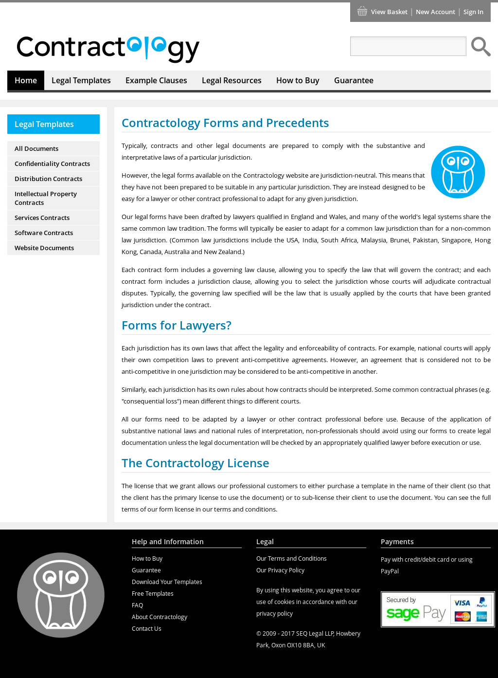 Contractology Competitors, Revenue and Employees - Owler