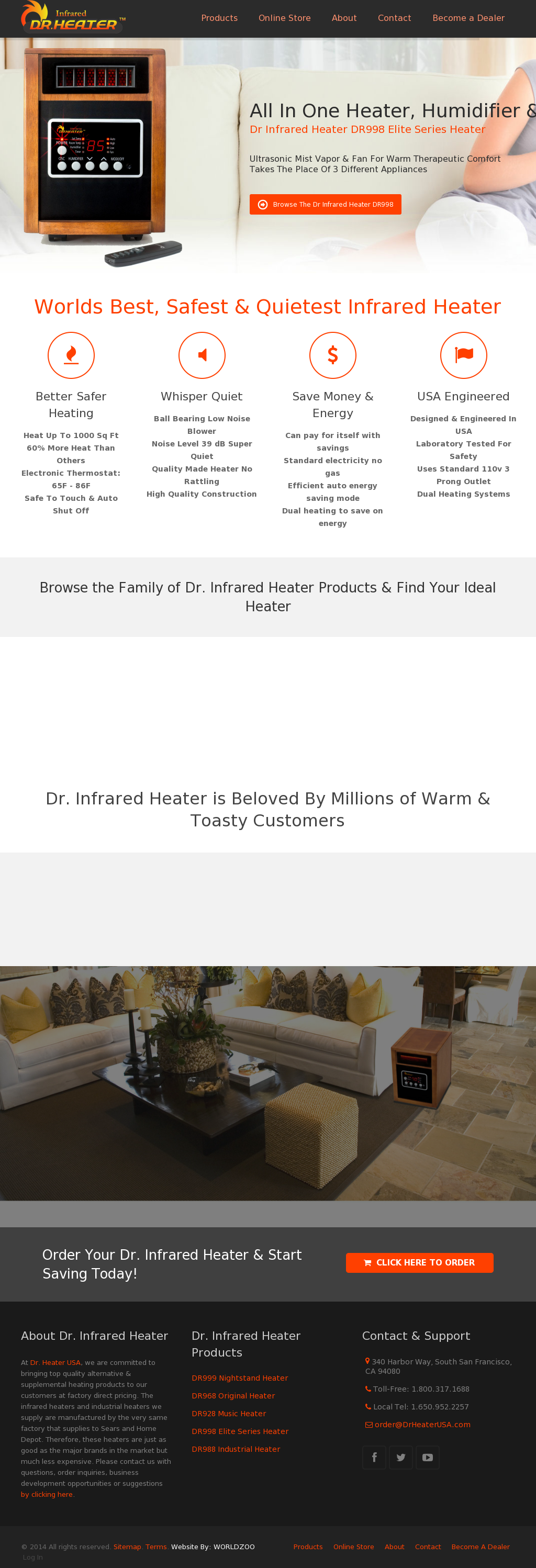 Dr Infrared Heater S Competitors Revenue Number Of Employees Funding Acquisitions News Owler Company Profile
