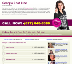 Free georgia chat lines