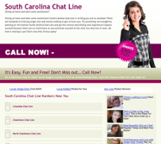 free south carolina chat