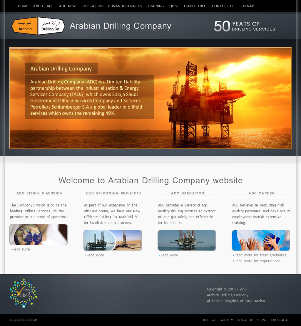 Arabian Drilling Company Competitors, Revenue and Employees