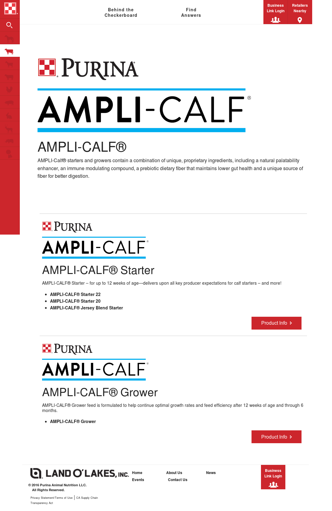 Ampli Calf Competitors, Revenue and Employees - Owler