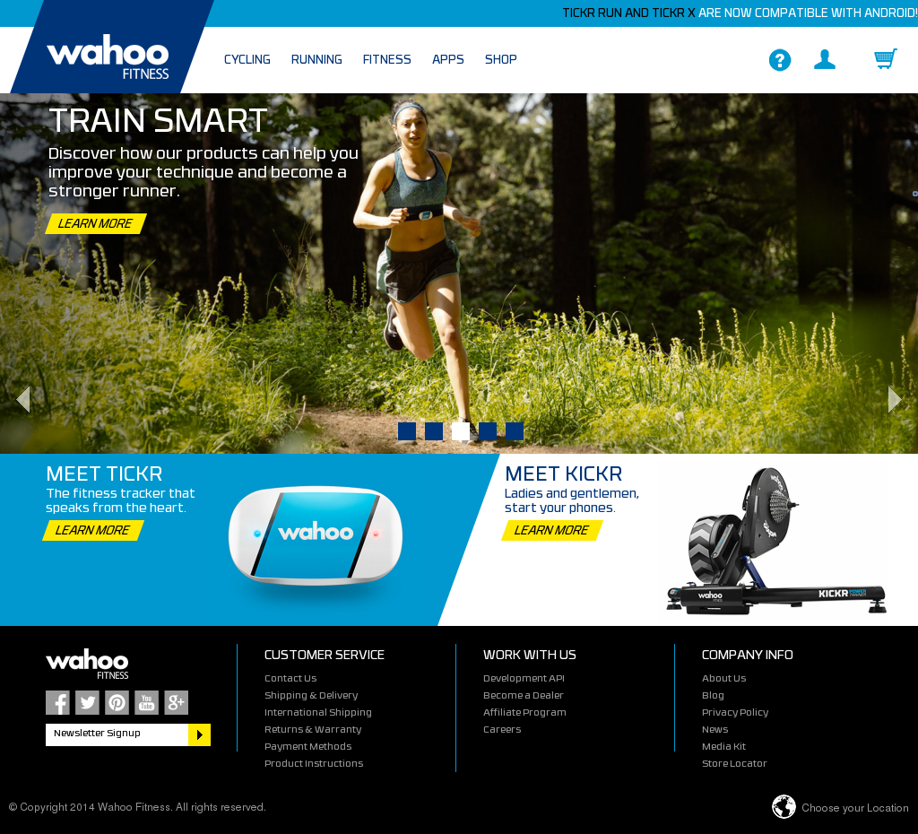 Owler Reports - Wahoo: The Wahoo ELEMNT Rival multi-sport