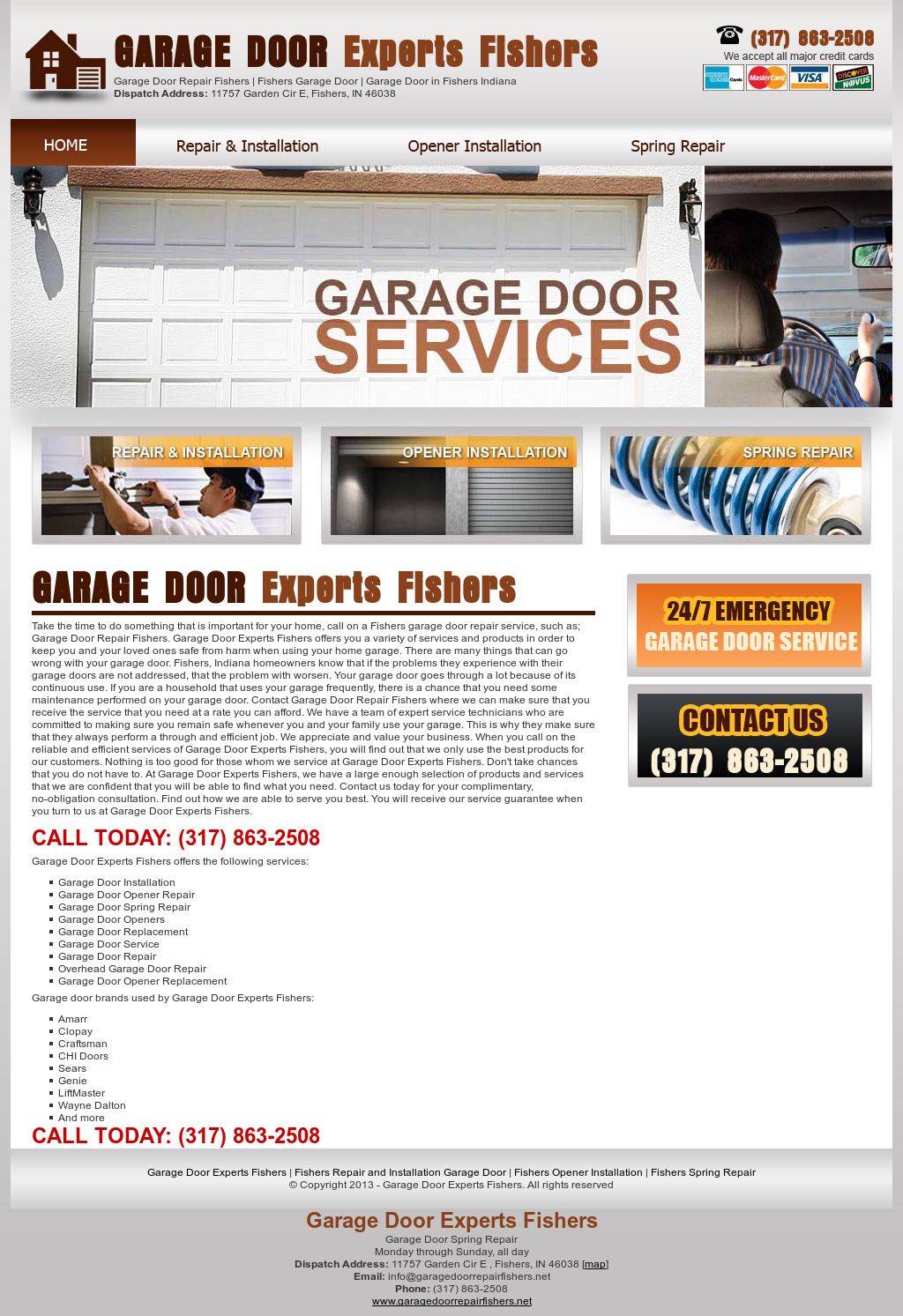 Garage Door Experts Fishers Competitors Revenue And Employees