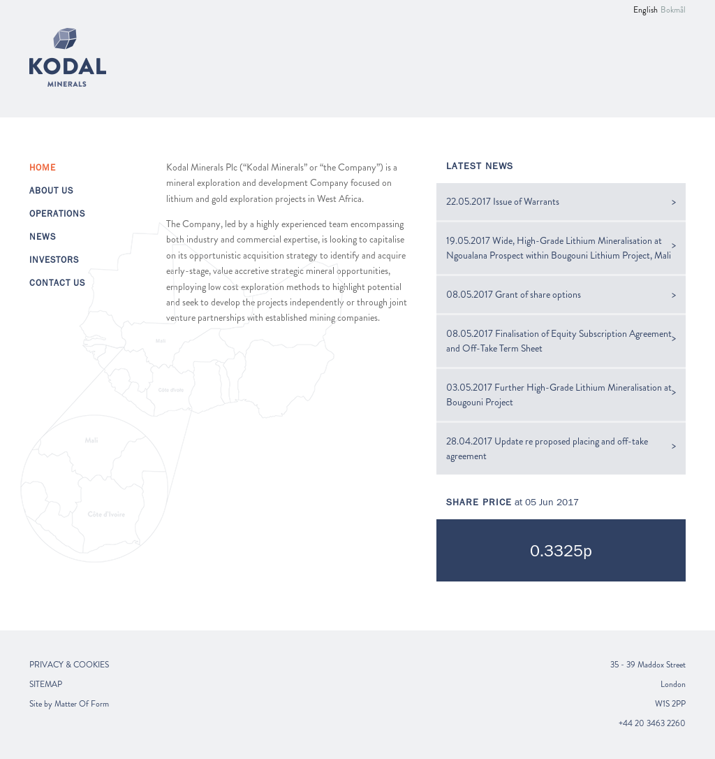 Kodal Minerals Competitors Revenue And Employees Owler Company