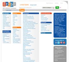 Geebo website history