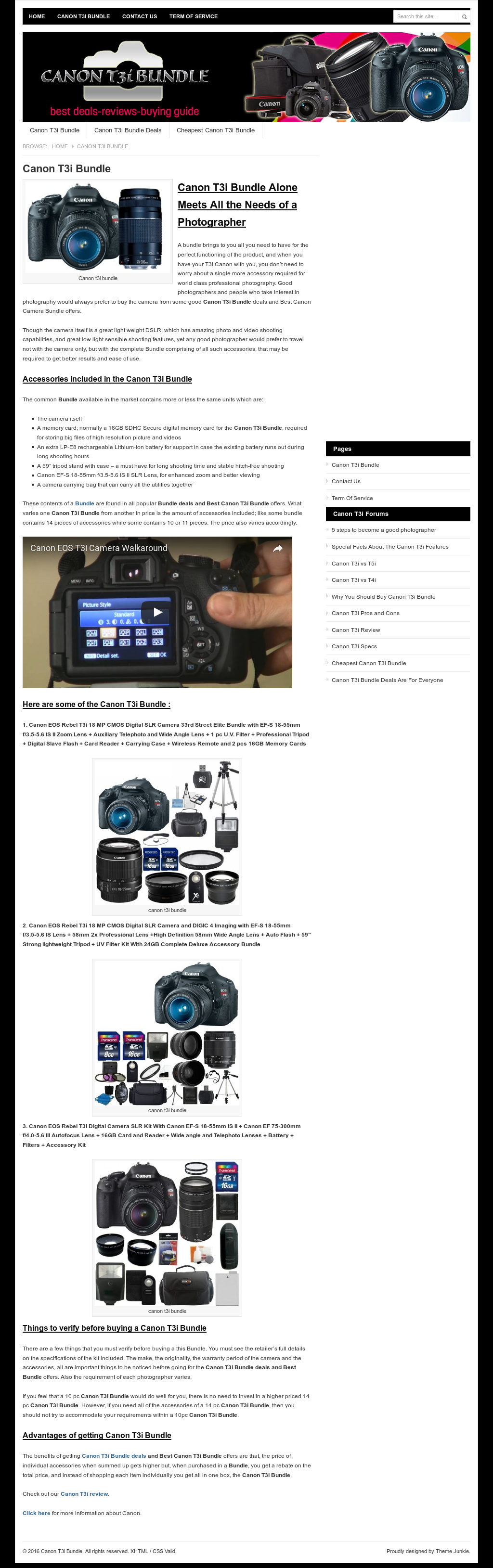 Canon T3i Bundle Competitors, Revenue and Employees - Owler