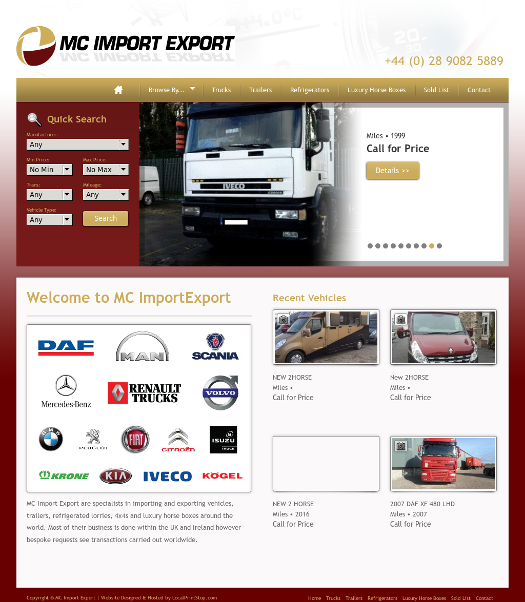 Mc Import Export Competitors, Revenue and Employees - Owler