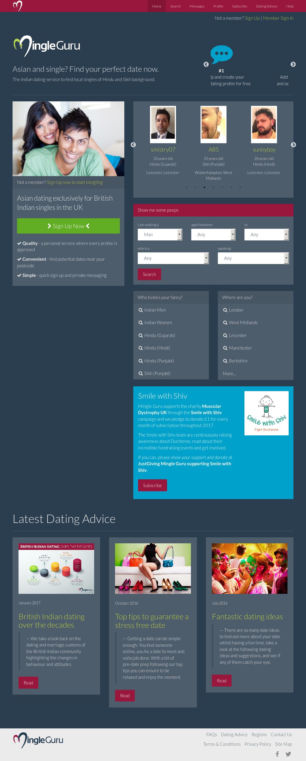 Top-Ssikh Dating-Seiten