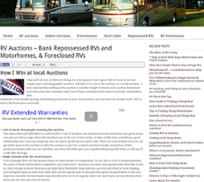 Motorhome-rv Competitors, Revenue and Employees - Owler Company Profile