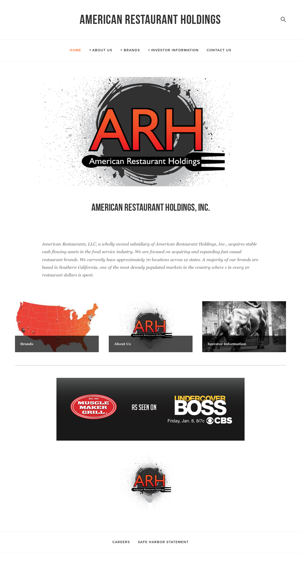 Americanrestaurantholdings Competitors, Revenue and Employees ...