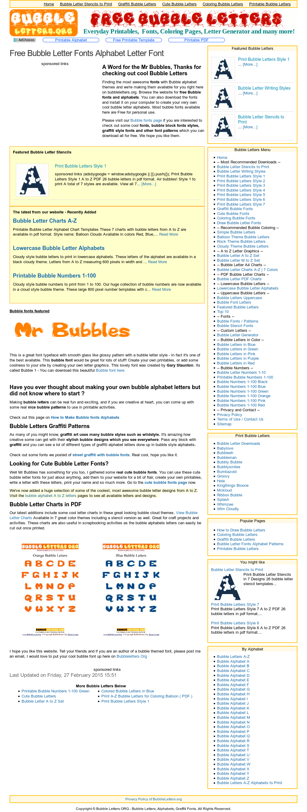 Bubble Letters Org Competitors, Revenue and Employees - Owler